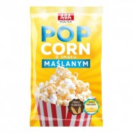 Aga Holtex Popcorn o smaku maślanym 90g