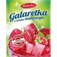 Wodzisław Galaretka Malinowa 75g