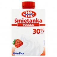 Mlekovita Śmietanka Polska 30% 500 ml