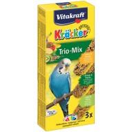 Kracker trio mix papuga 90g Vitakraft