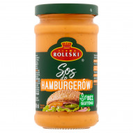Firma Roleski Sos do hamburgerów 205 g