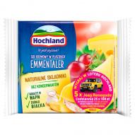 Hochland Ser kremowy Emmentaler w plastrach 130 g