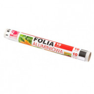 Bratek Folia Aluminiowa 10m