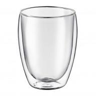 Zestaw 2 szklanek termicznych 350 ml MIA