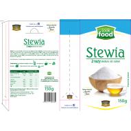 Look Food STEWIA 2X SŁODSZA NIŻ CUKIER 150G