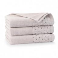 Zwoltex Ręcznik z Bawełny Egipskiej Oscar Kreta 50x100
