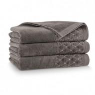 Zwoltex Ręcznik z Bawełny Egipskiej Oscar Sezam 30x50