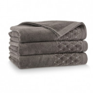 Zwoltex Ręcznik z Bawełny Egipskiej Oscar Sezam 70x140