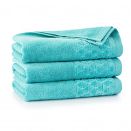 Zwoltex Ręcznik z Bawełny Egipskiej Oscar Patyna 70x140 50% Promocja