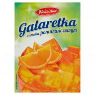 Wodzisław Galaretka o smaku pomarańczowym 75 g