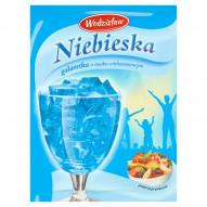 Wodzisław Niebieska galaretka o smaku wieloowocowym 75 g