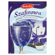 Wodzisław Szafirowa galaretka o smaku wieloowocowym 75 g