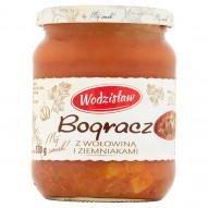 Wodzisław Bogracz z wołowiną i ziemniakami 520 g