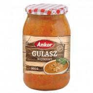 Ankor Gulasz wieprzowy 0,9l