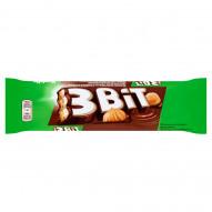 3Bit Baton w czekoladzie mlecznej z nadzieniem o smaku orzechowym i herbatnikiem 46 g