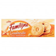 Familijne Ciasteczka o smaku waniliowym 160 g