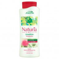 Joanna Naturia Family Szampon brzoza i łopian 750 ml