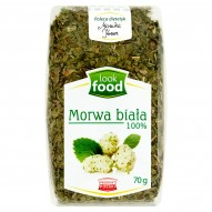 Look Food Morwa biała 100% Herbatka ziołowa 70 g