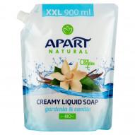 Apart Natural Prebiotic Gardenia & Vanilla Kremowe mydło w płynie 900 ml
