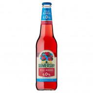 Somersby Bezalkoholowy napój piwny o smaku owoców leśnych 400 ml