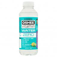 Oshee Vitamin Water Zero Niegazowany napój o smaku cytryny-limonki 555 ml