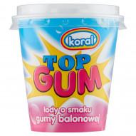 Koral Top Gum Lody o smaku gumy balonowej 150 ml