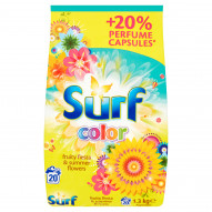 Surf Color Fruity Fiesta & Summer Flowers Proszek do prania 1,3 kg (20 prań)