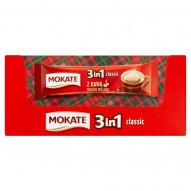 Mokate 3in1 Classic Rozpuszczalny napój kawowy w proszku 255 g (15 x 17 g)