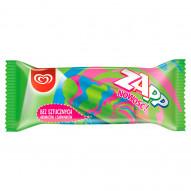 Algida Zapp Lody o smaku cytrusowo-jabłkowym 58 ml