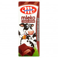 Mlekovita Wypasione Mleko czekoladowe 200 ml