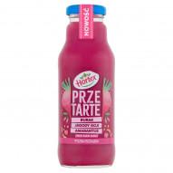 Hortex Przetarte Premium smoothie jabłko banan burak granat jagody goji amarantus 300 ml
