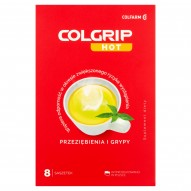 Colfarm Colgrip Hot Suplement diety 29 g (8 saszetek)