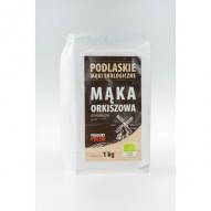 Biolife Mąka orkiszowa do chleba 750 1kg