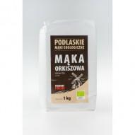 Biolife Mąka żytnia Razowa T2000 Bio 1kg
