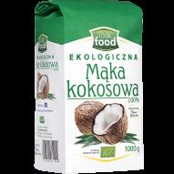 Look Food mąka kokosowa bio 1000 g