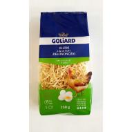 Goliard Kluski z jaj kury zielononóżki 250g