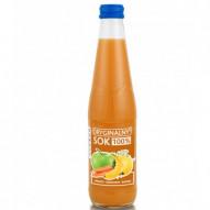 Biurkom oryginalny sok jabłko/marchew/banan 330ml