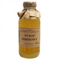 Spichlerz Syrop Imbirowy 330 ml