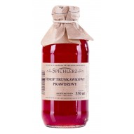 Spichlerz Syrop truskawkowy 330 ml